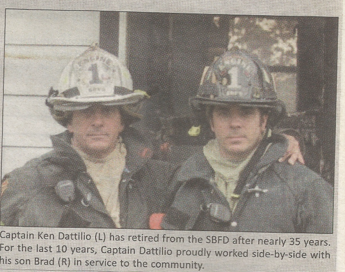 South Burlington Vermont Fire Department news writing